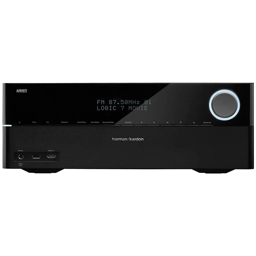 AVR3700 - Receiver 7.2 Canais 8 HDMI c/ Wi-Fi AVR 3700 - Kardon
