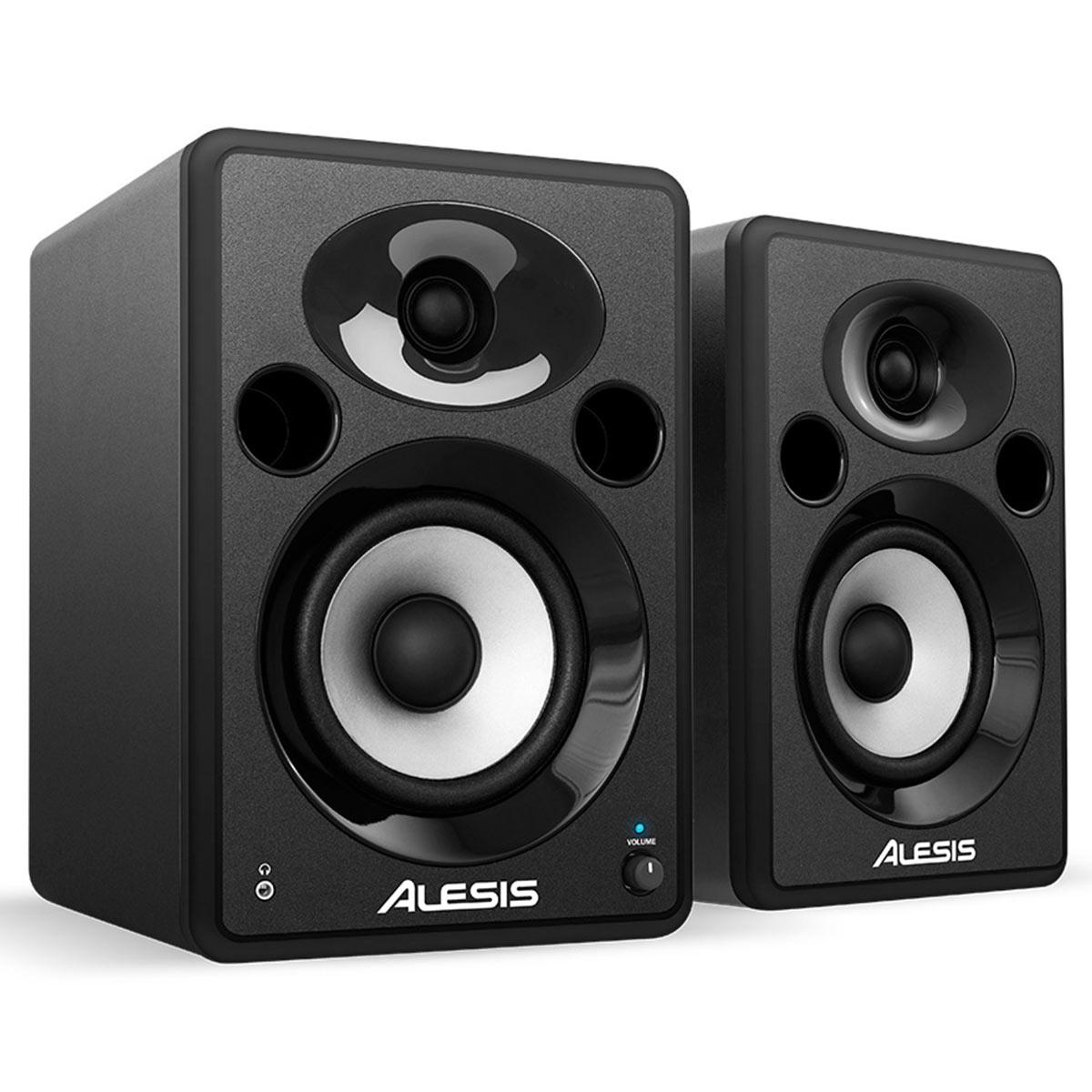 Elevate5 - Monitor de Referência 40W Elevate 5 ( Par ) - Alesis