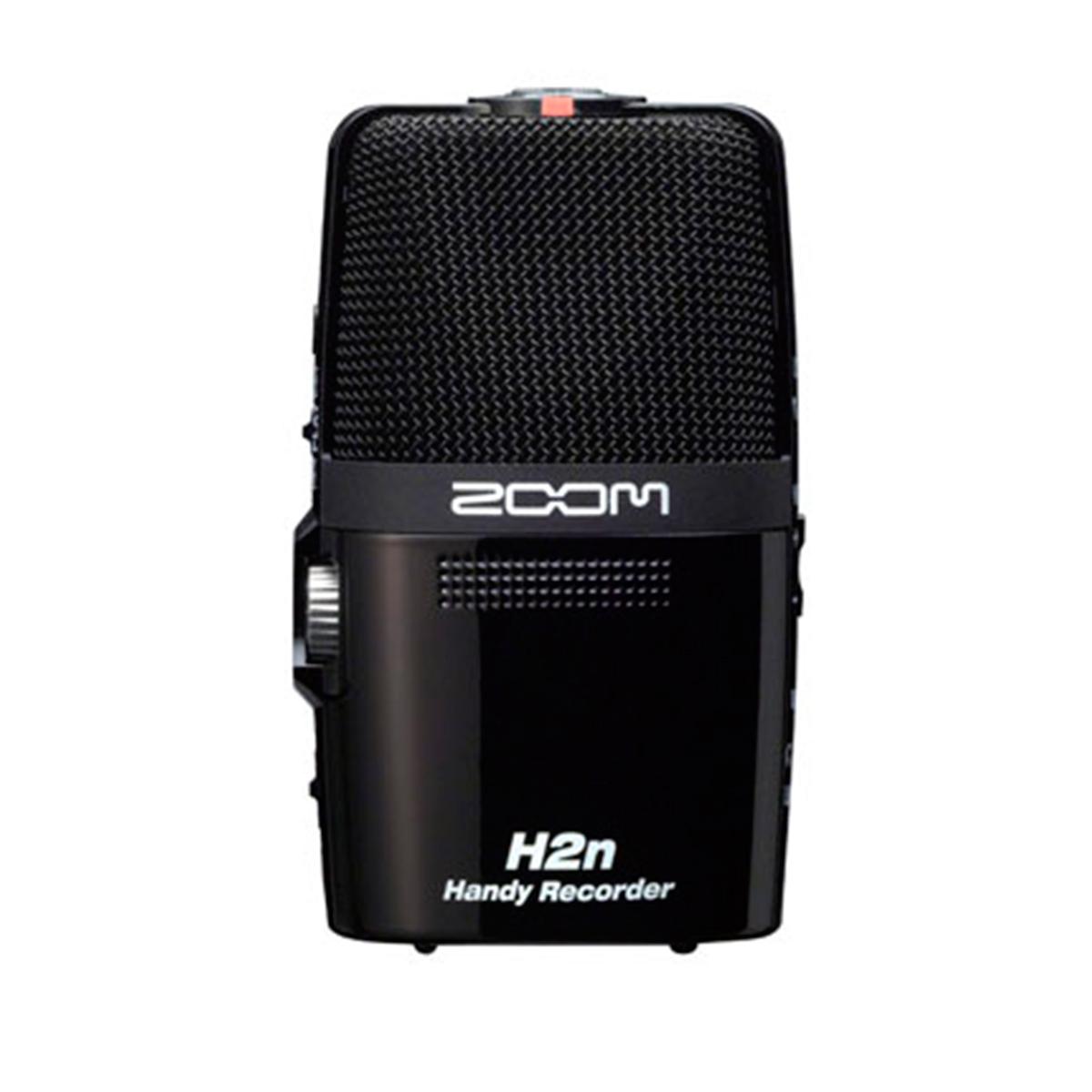 H2n - Gravador Digital de Áudio H 2 n - Zoom