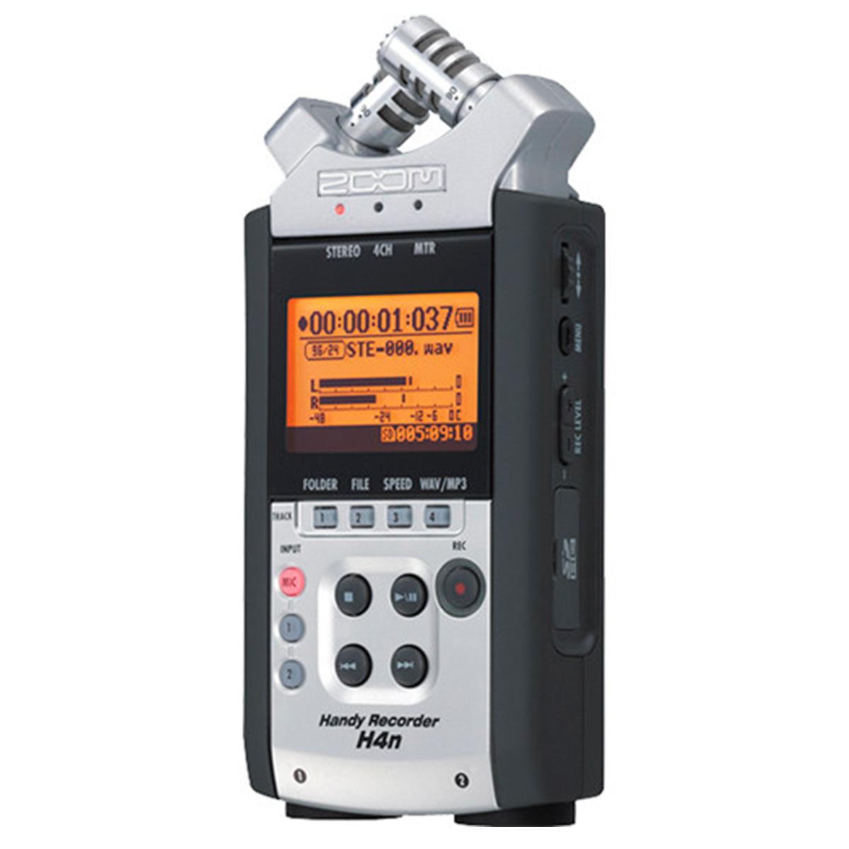 H4nSP - Gravador Digital de Áudio H 4 n SP - Zoom