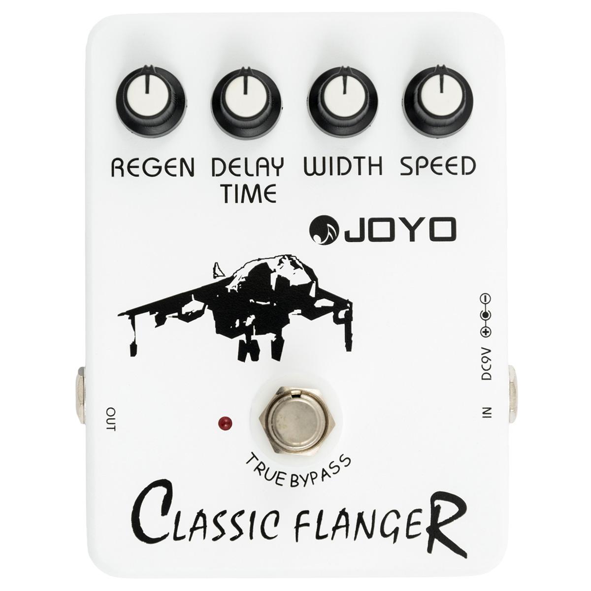 JF07 - Pedal Guitarra Classic Flanger JF 07 - JOYO