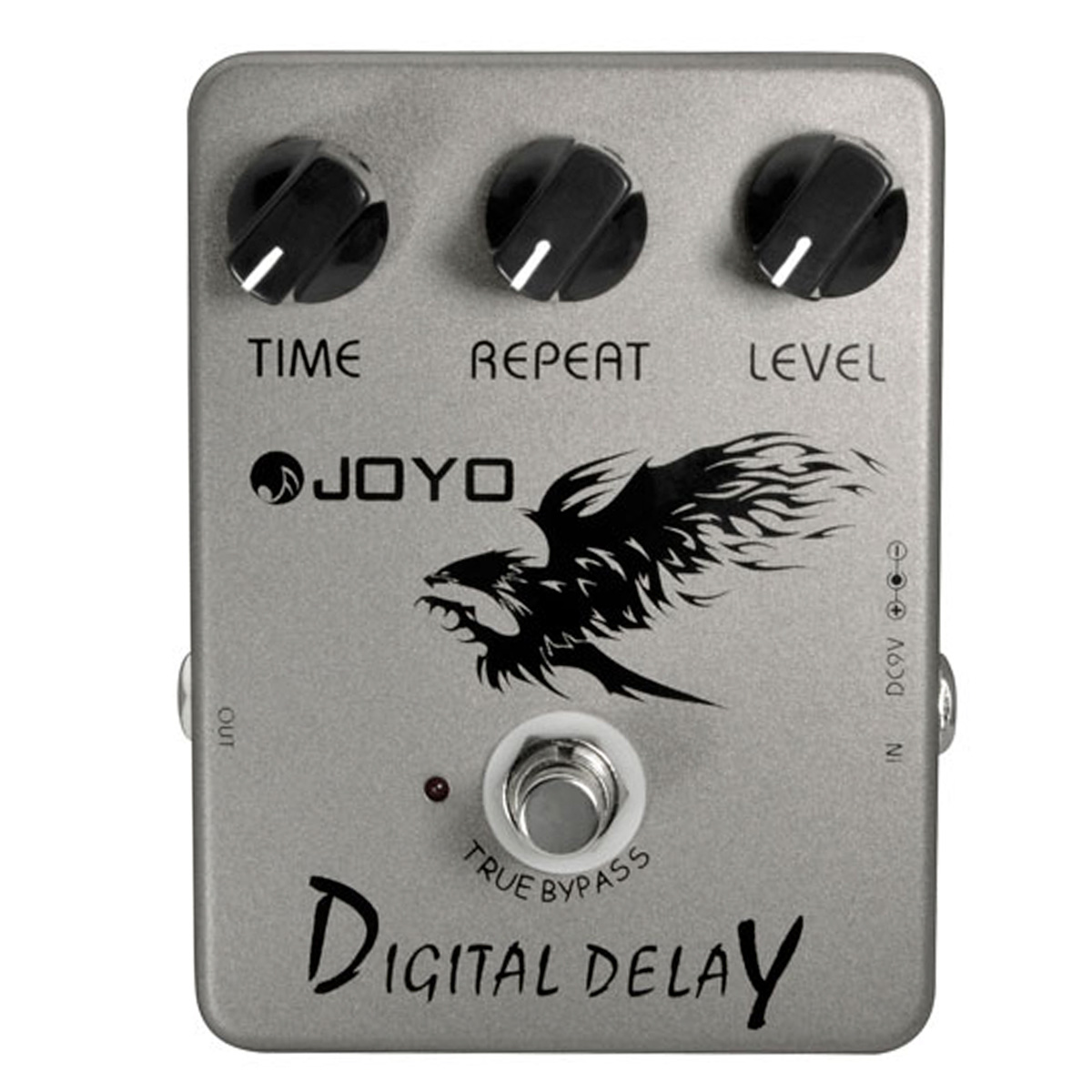 JF08 - Pedal Guitarra Digital Delay JF 08 - JOYO
