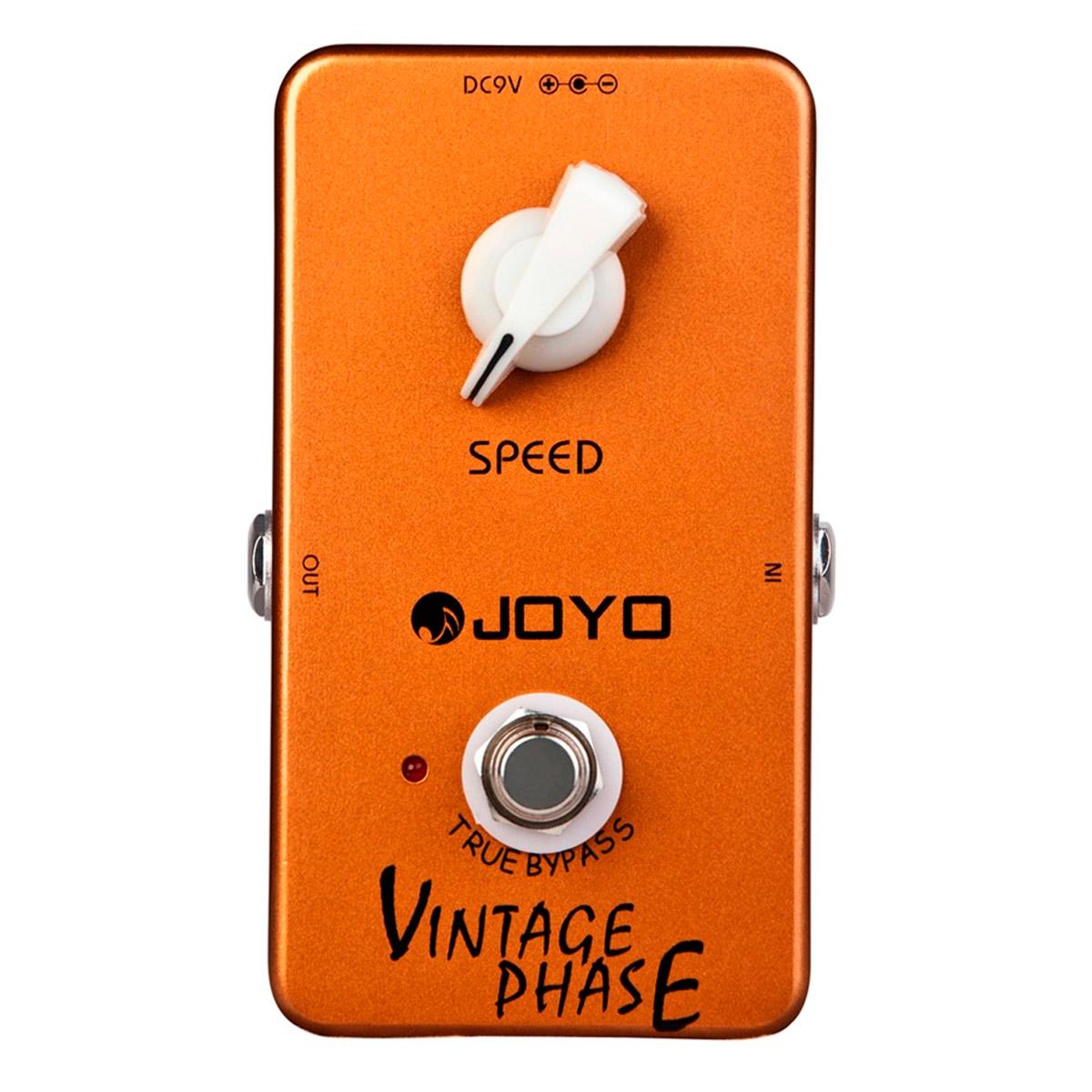 JF06 - Pedal Guitarra Vintage Phase JF 06 - JOYO
