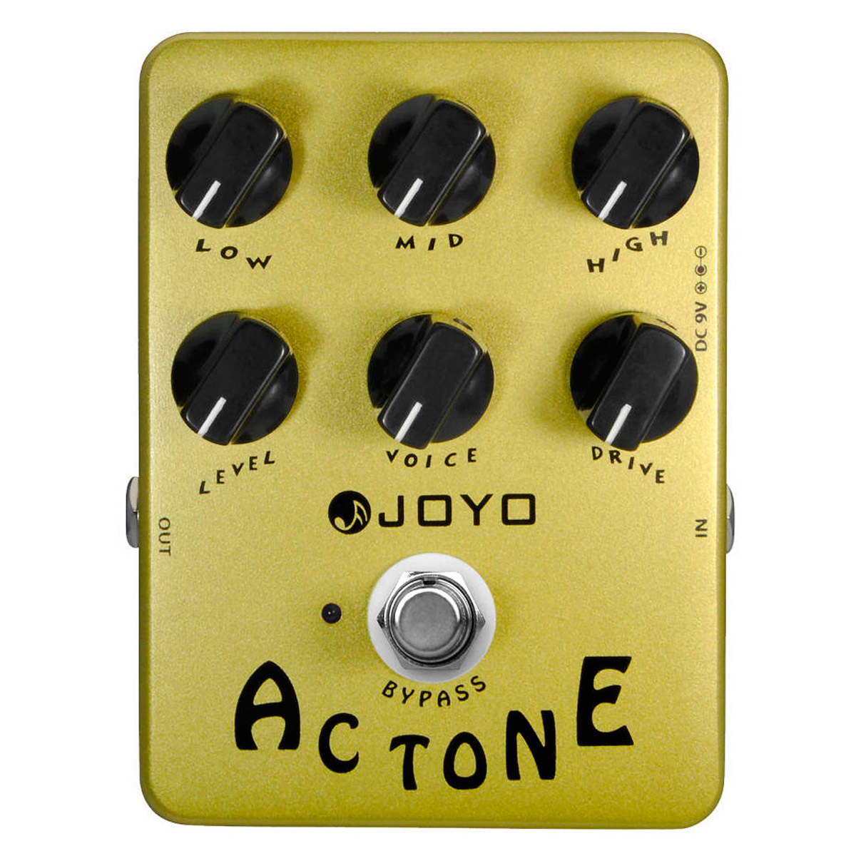 Pedal Tone p/ Guitarra - JF 13 Joyo
