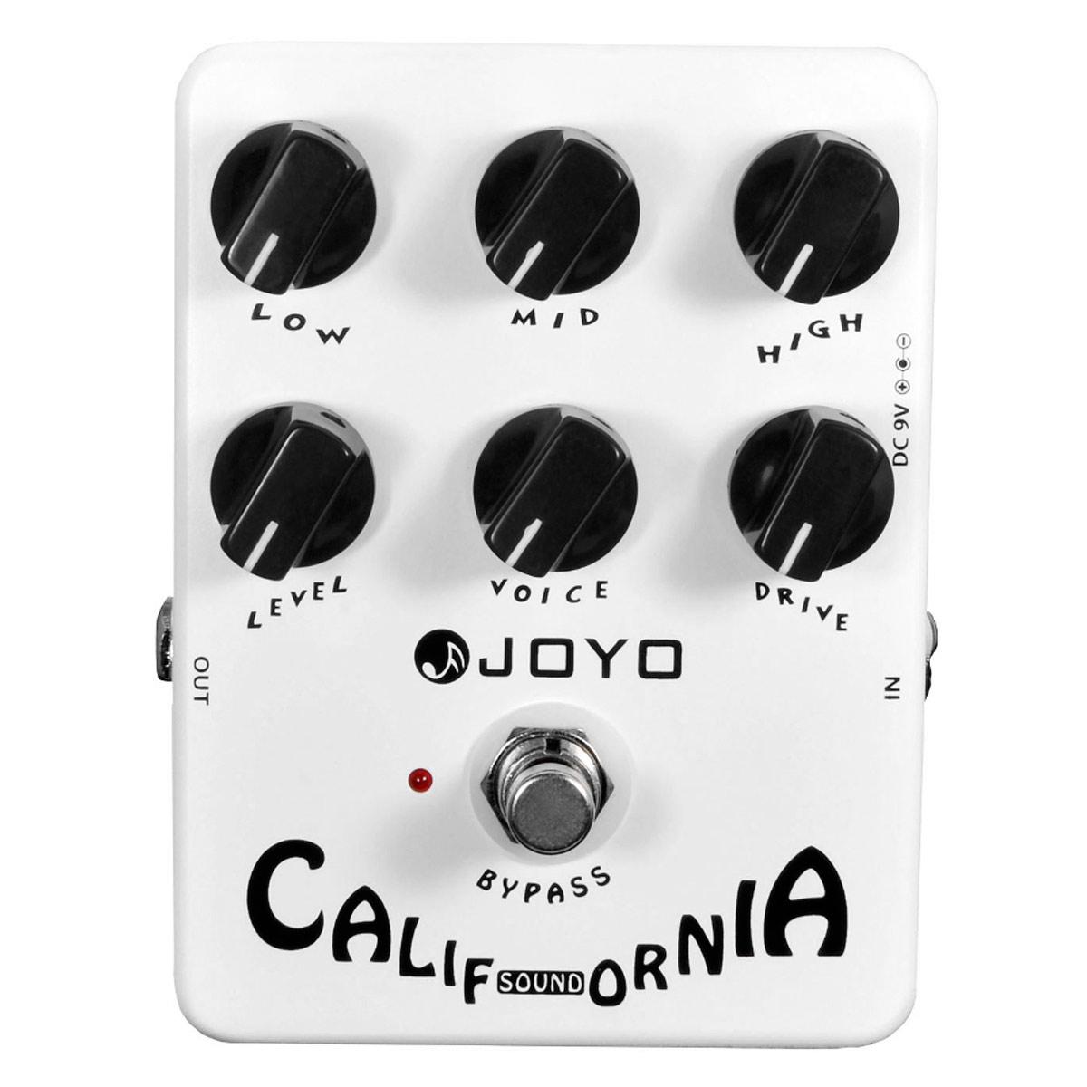 JF15 - Pedal Guitarra California Sound JF 15 - JOYO