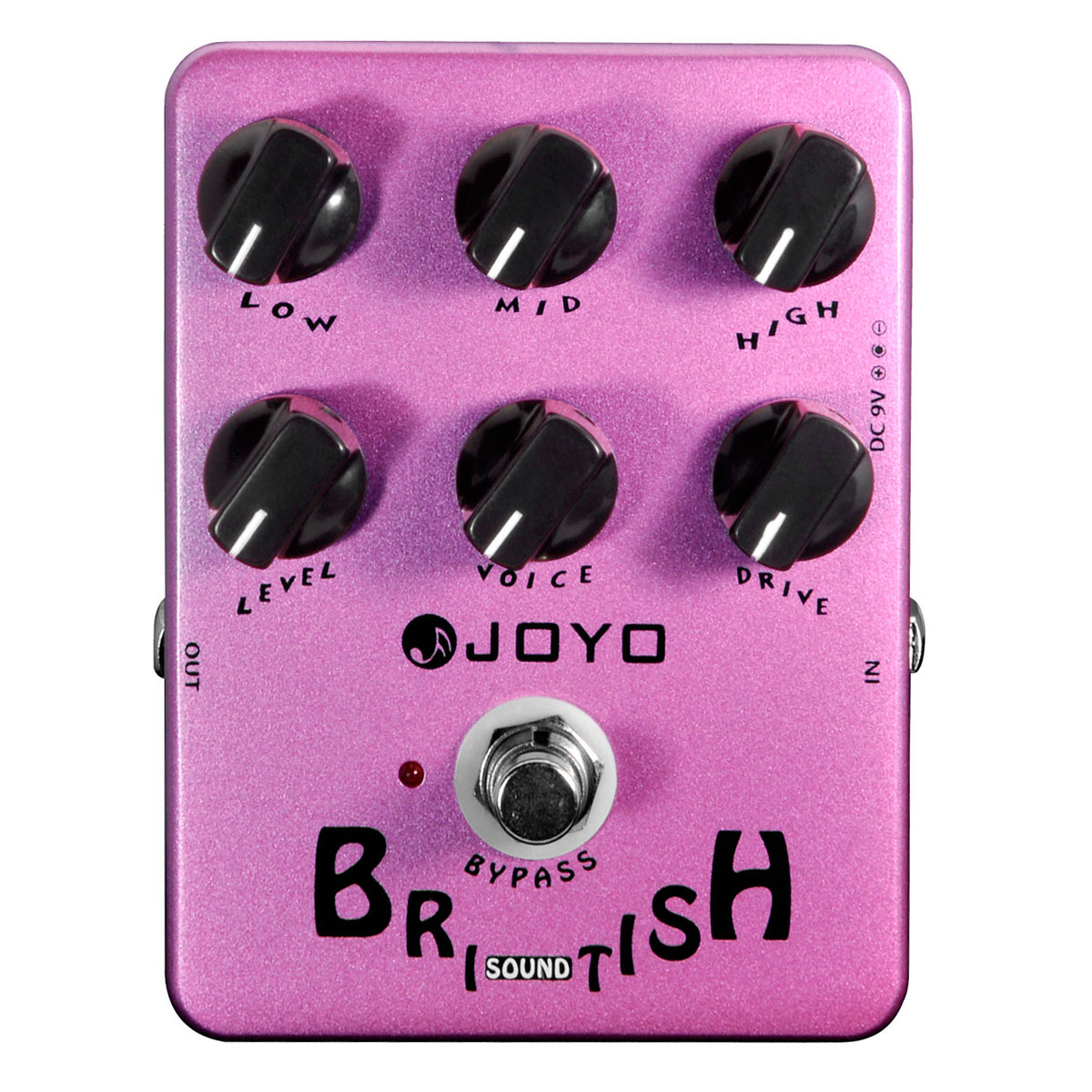 JF16 - Pedal Guitarra British Sound JF 16 - JOYO