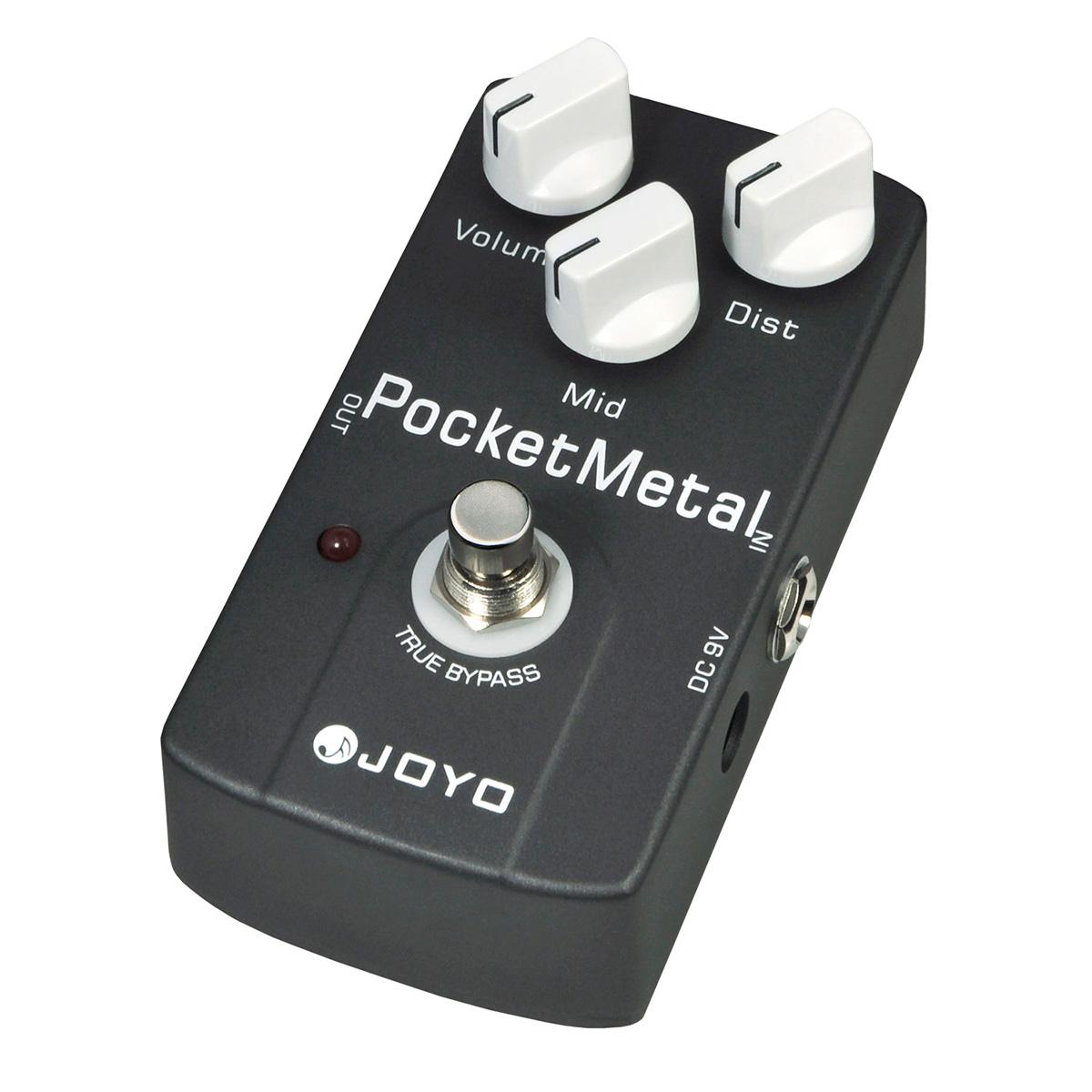 JF35 - Pedal Guitarra Pocket Metal JF 35 - JOYO