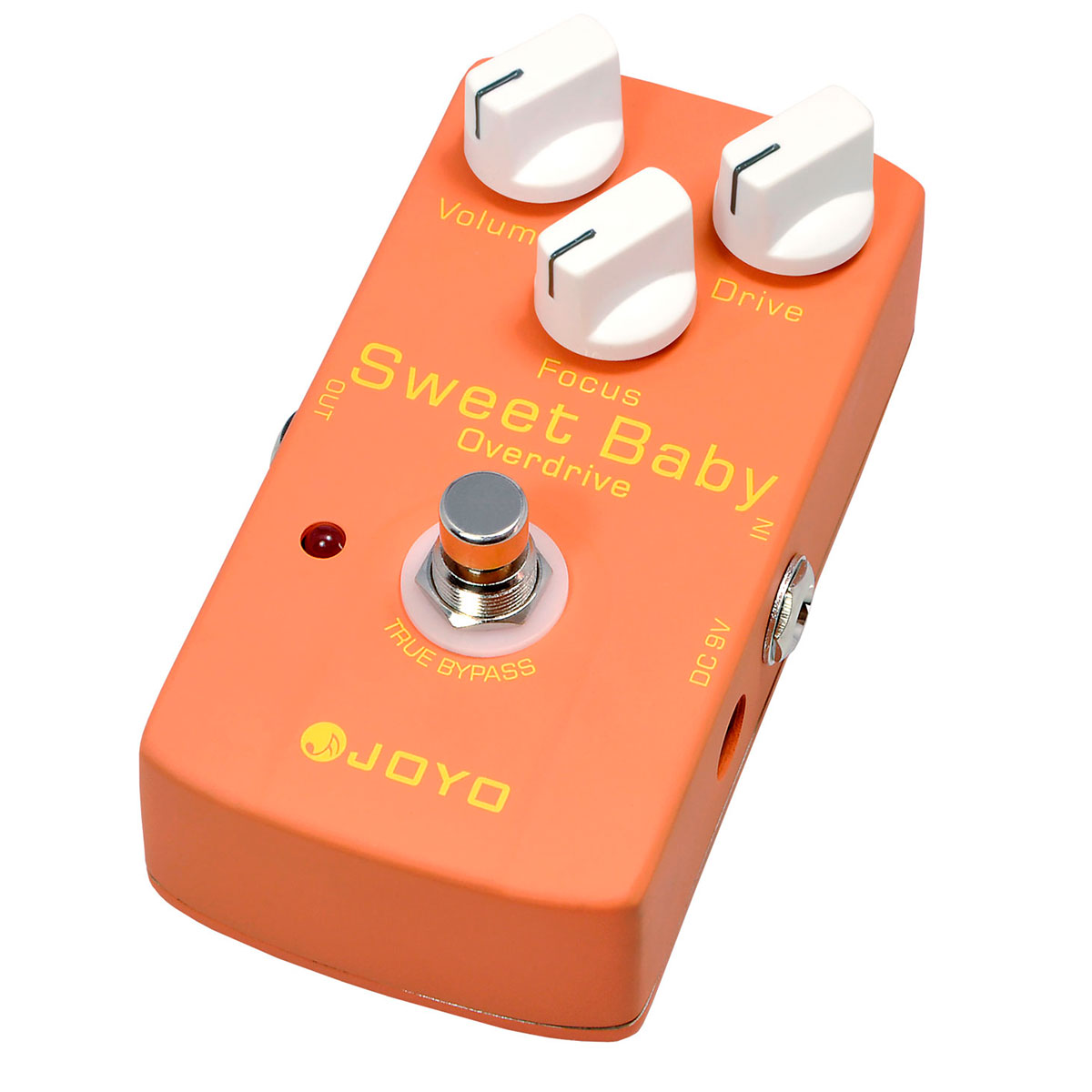 JF36 - Pedal Guitarra Sweet Baby JF 36 - JOYO
