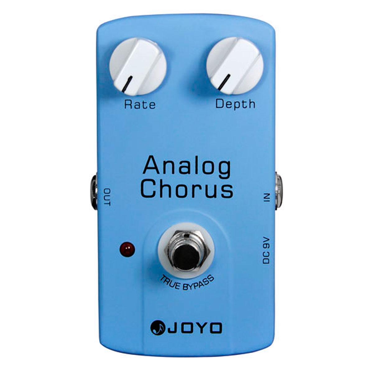 JF37 - Pedal Guitarra Analog Chorus JF 37 - JOYO