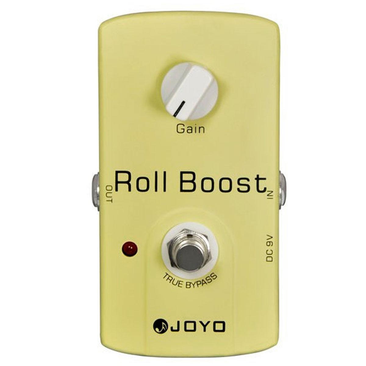 JF38 - Pedal Guitarra Roll Boost JF 38 - Joyo