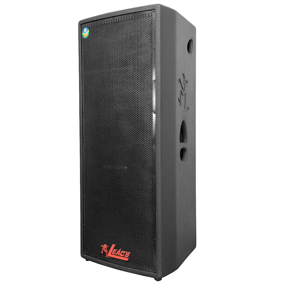 VIP1000 - Caixa Ativa 1000W VIP 1000 Plus - Leacs