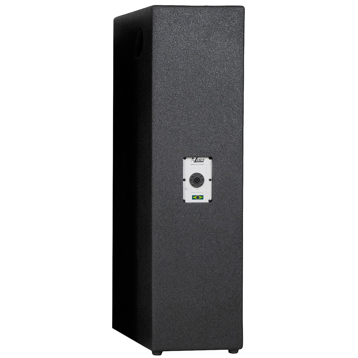 Caixa Passiva Fal 2x15 Pol 700W - VIP 1000 Plus Dupla FLY Leacs