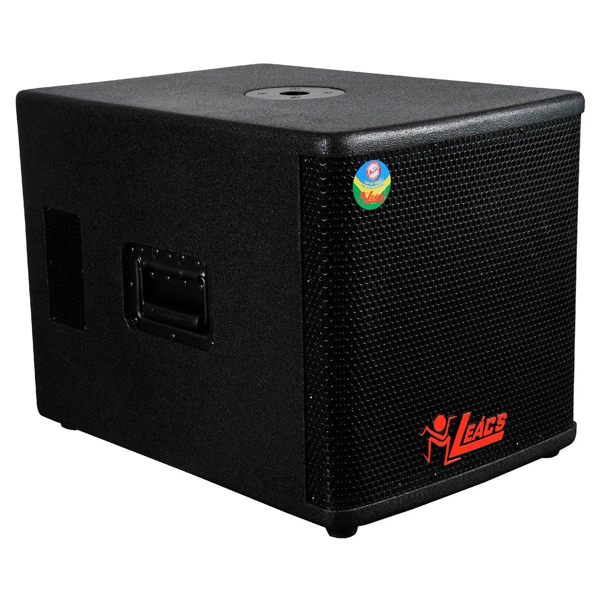 VIP300 - Subwoofer Ativo 300W VIP 300 - Leacs