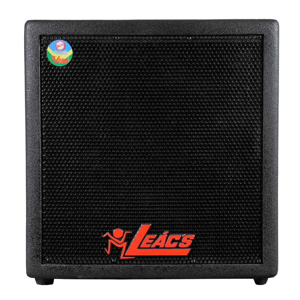 Caixa Acústica Leacs Ativa 600 W Rms Vip 600