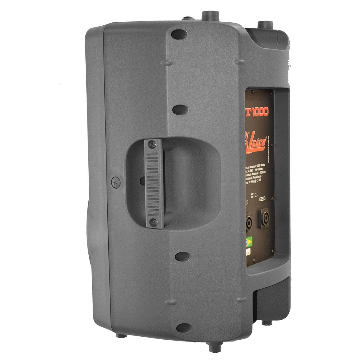 LT1000 - Caixa Passiva 100W LT 1000 - Leacs