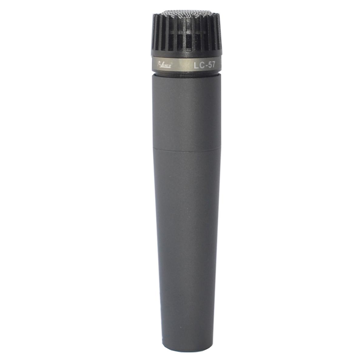 LC57 - Microfone c/ Fio de M�o LC 57 - Leacs