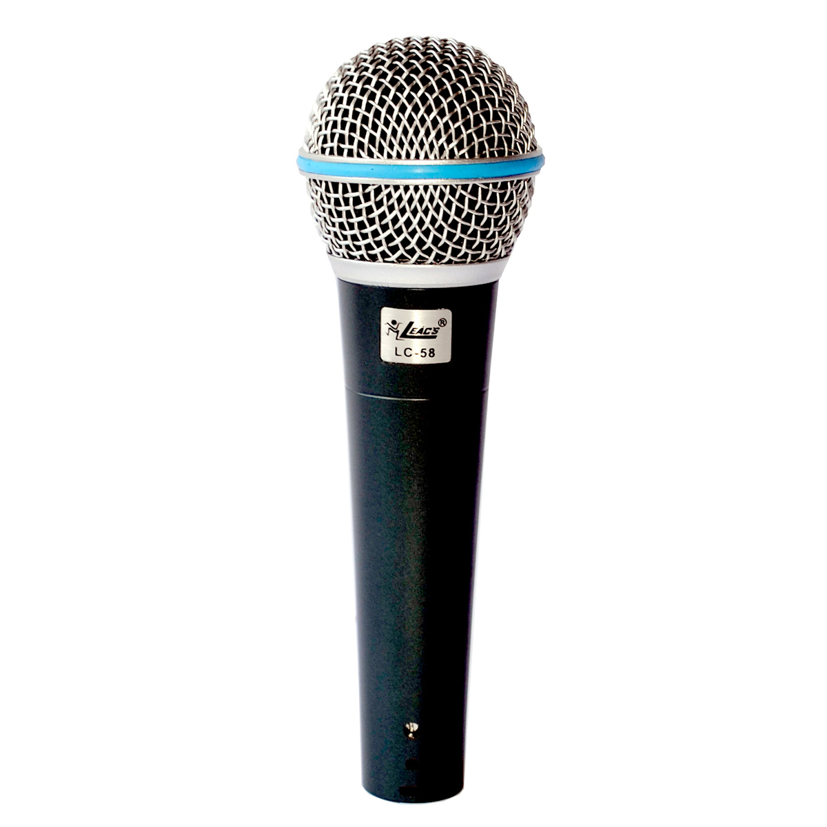 LC58 - Microfone c/ Fio de Mão LC 58 - Leacs