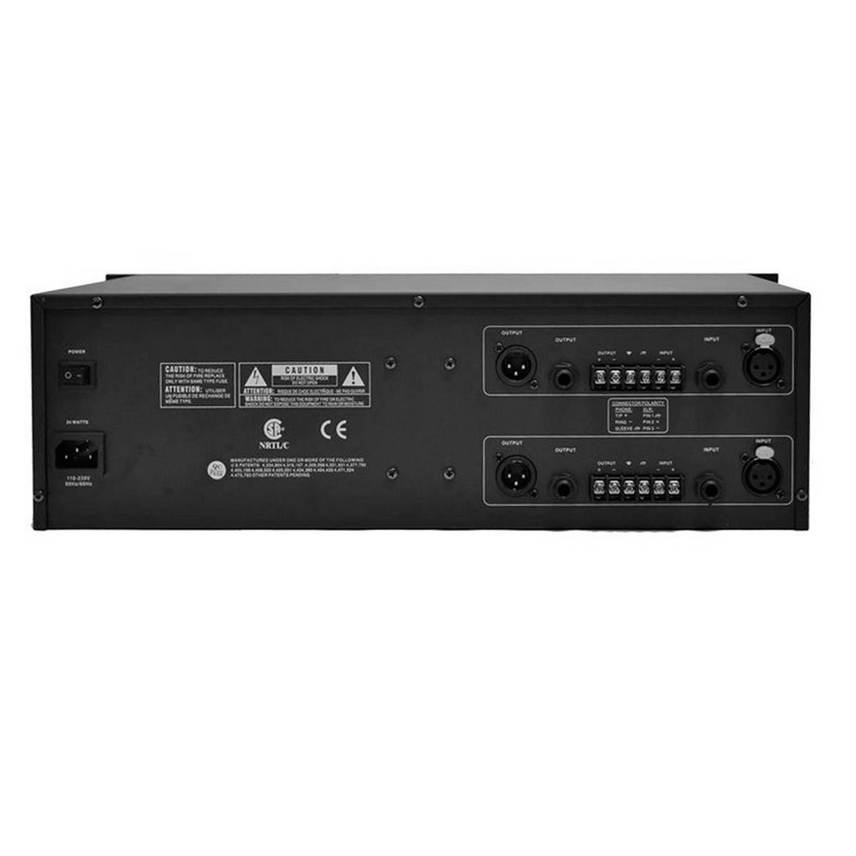 EQ2231 - Equalizador Gráfico 31 Bandas EQ 2231 - Leacs