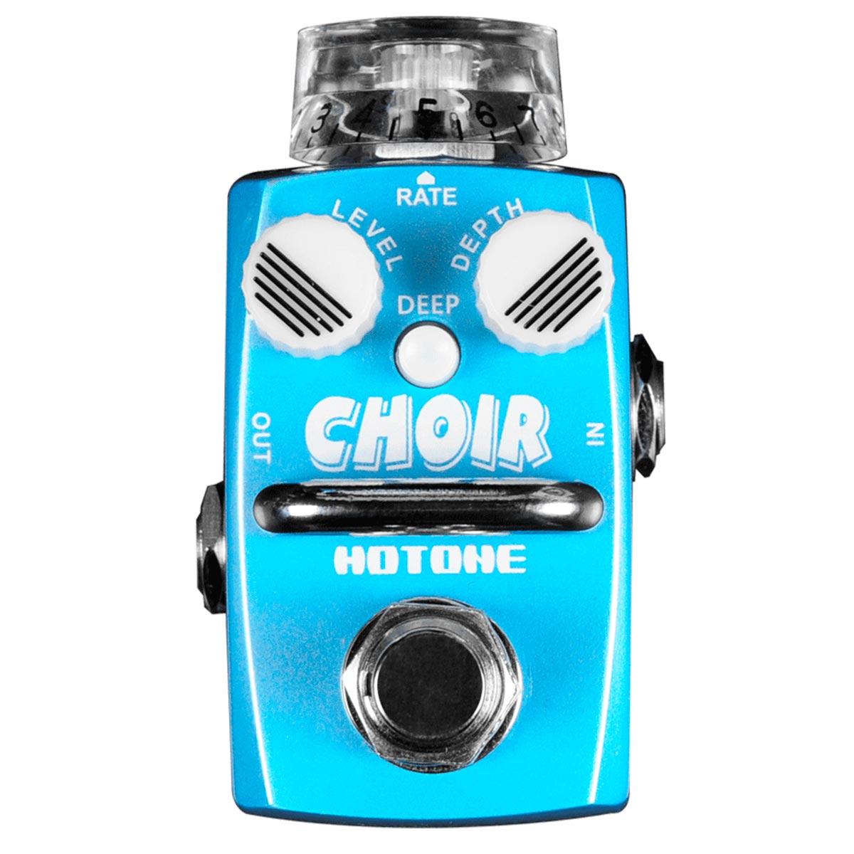 SCH1 - Pedal Guitarra Choir Modulation SCH 1 - Hotone