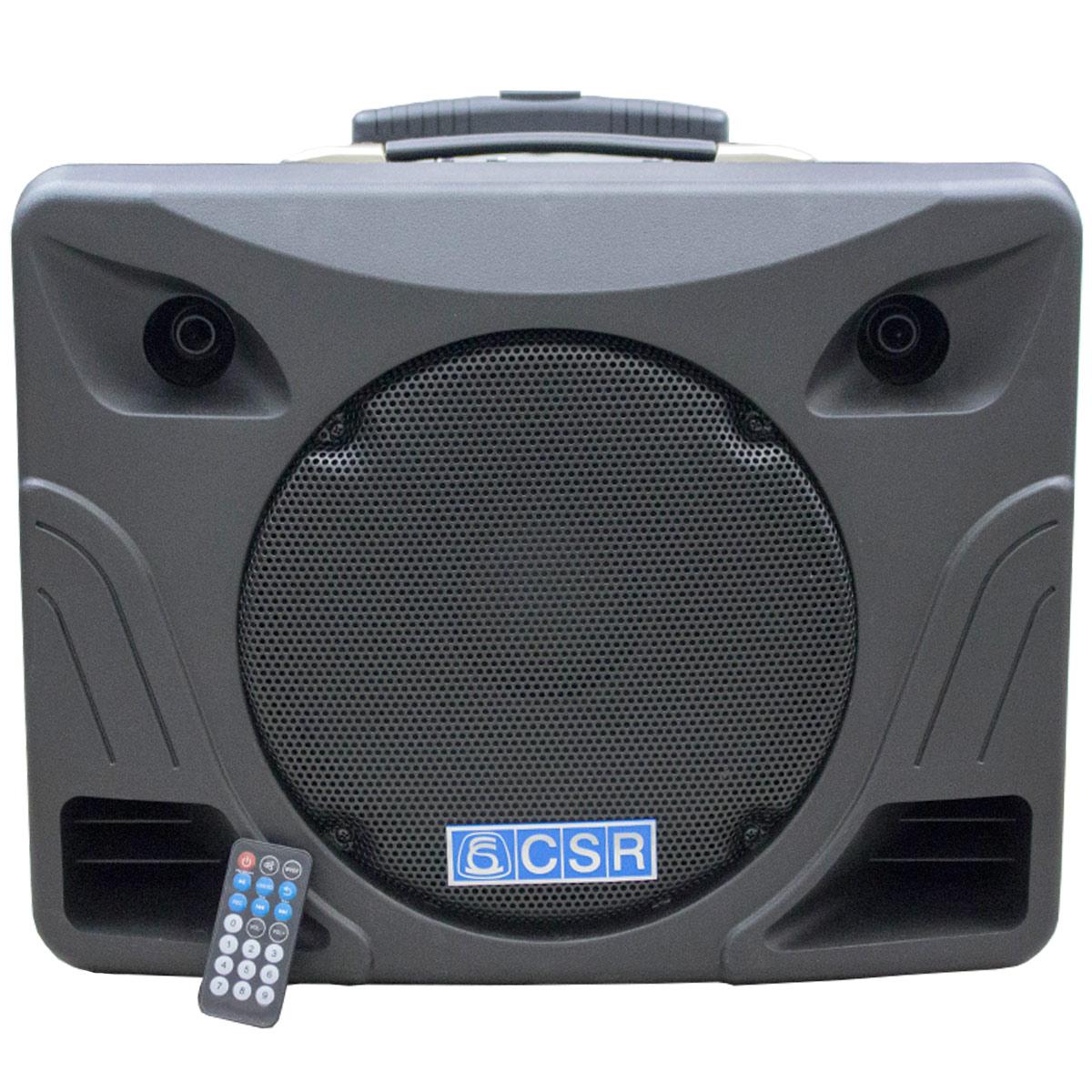 Cubo Multiuso Ativo Fal 12 Pol 100W c/ USB / Bluetooth - MT 12 A CSR