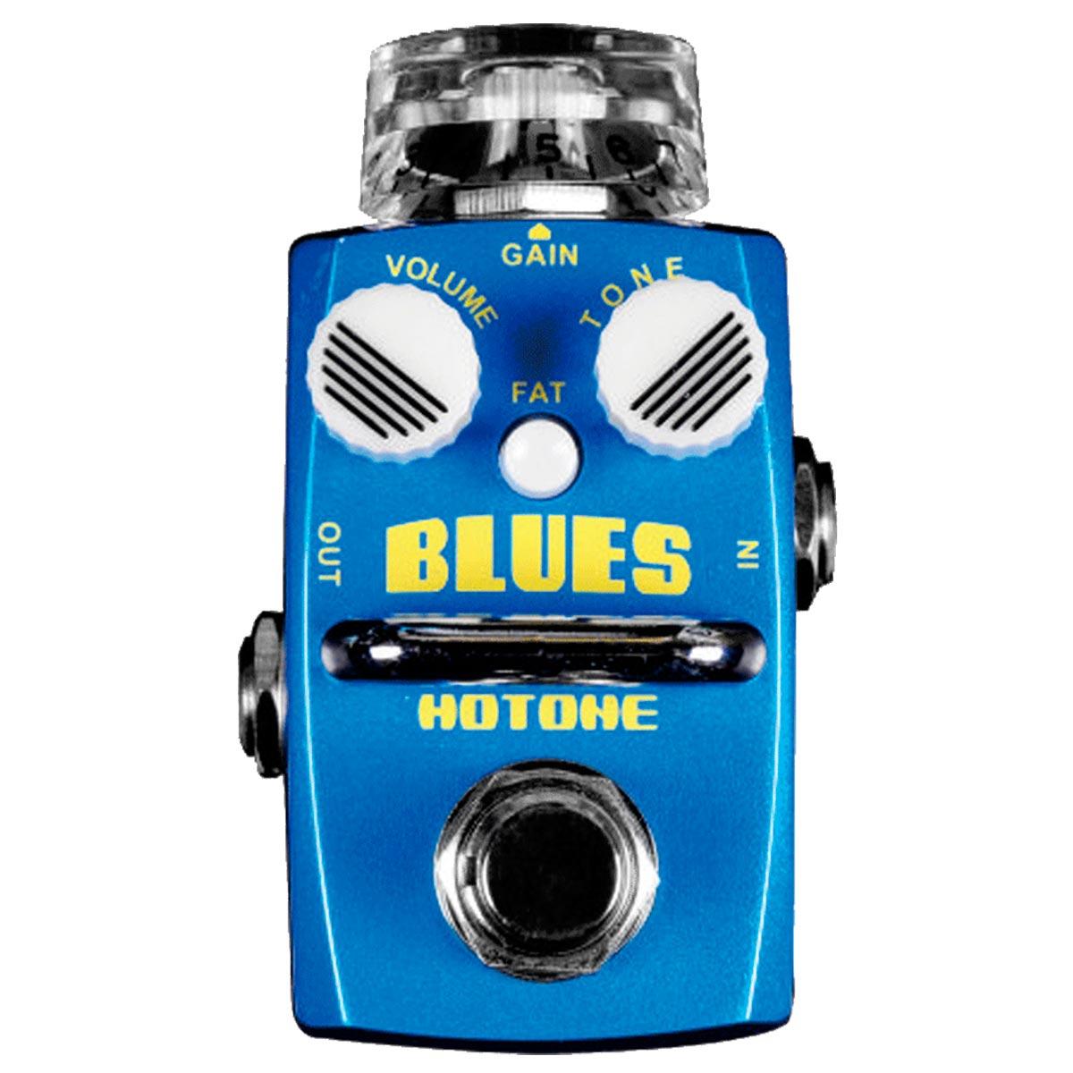 SOD2 - Pedal Guitarra Blues Overdrive SOD 2 - Hotone
