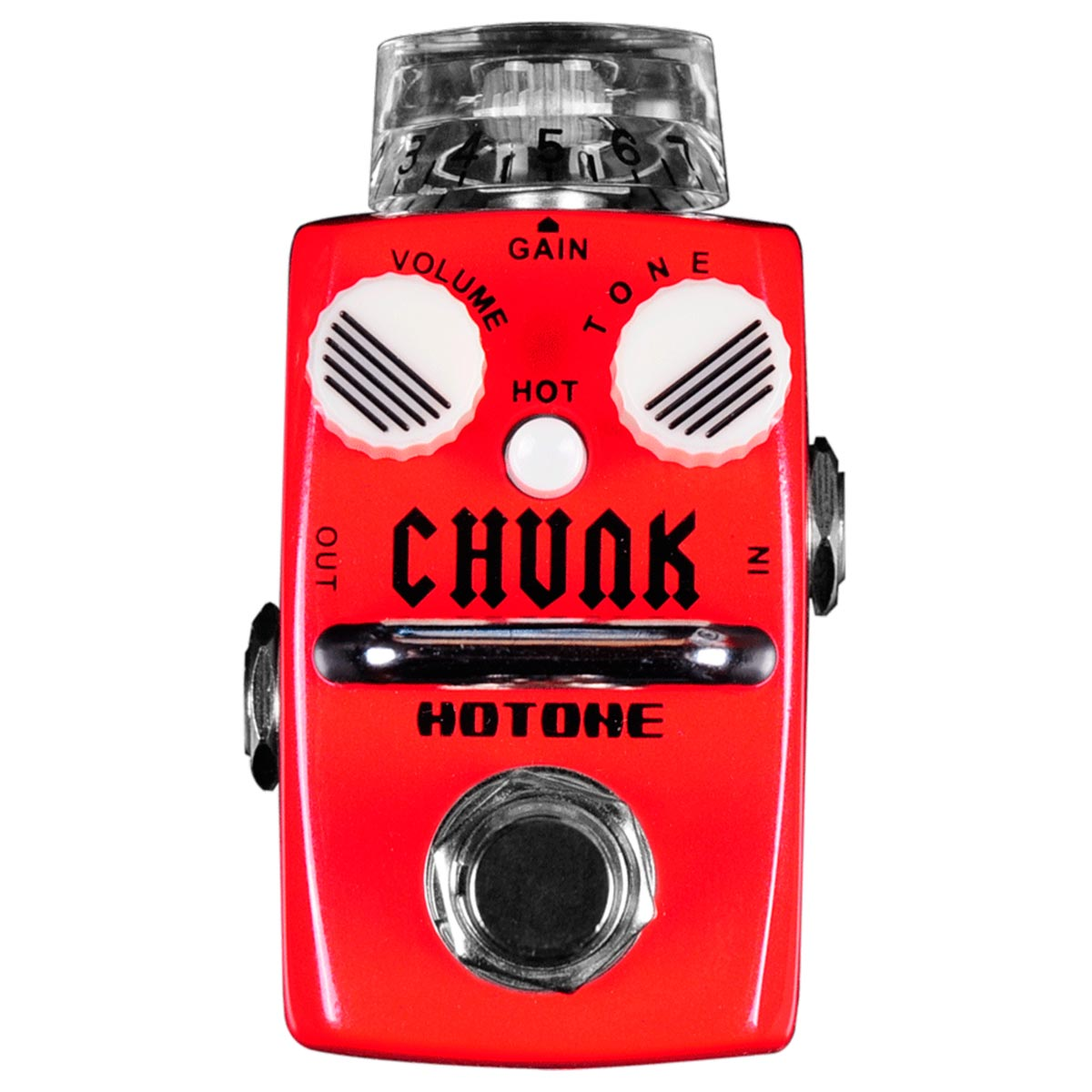 SDS1 - Pedal Guitarra Chunk Distorcion SDS 1 - Hotone
