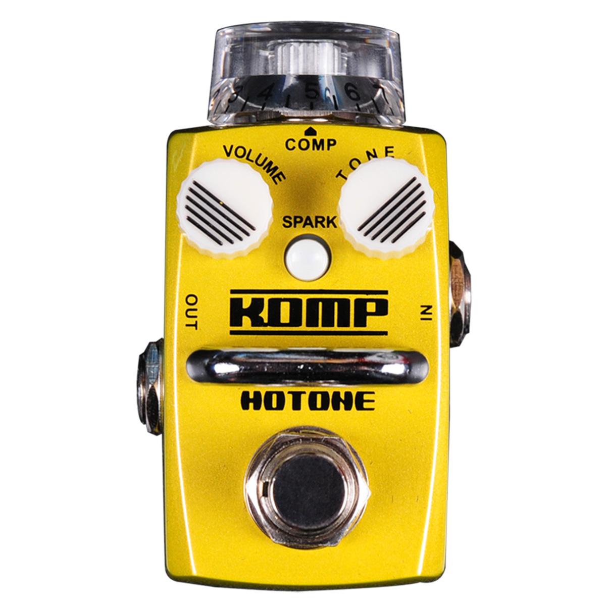 SCS1 - Pedal Guitarra Komp Dynamic SCS 1 - Hotone