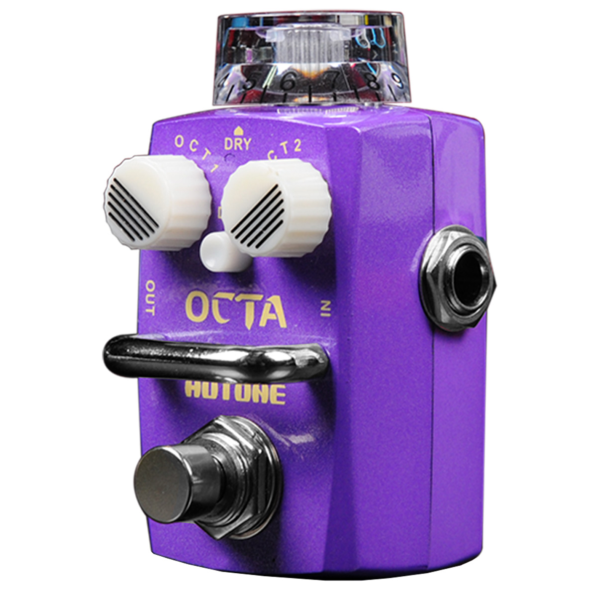 SOC1 - Pedal Guitarra Octa Frequency SOC 1 - Hotone