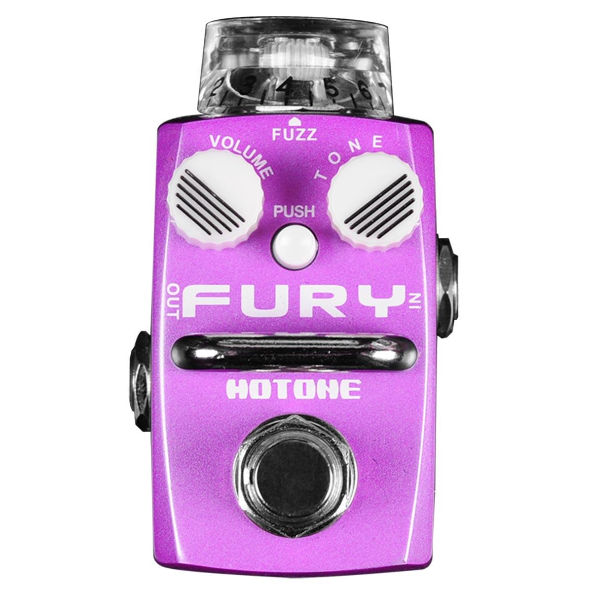 SFZ1 - Pedal Guitarra Fury Fuzz SFZ 1 - Hotone