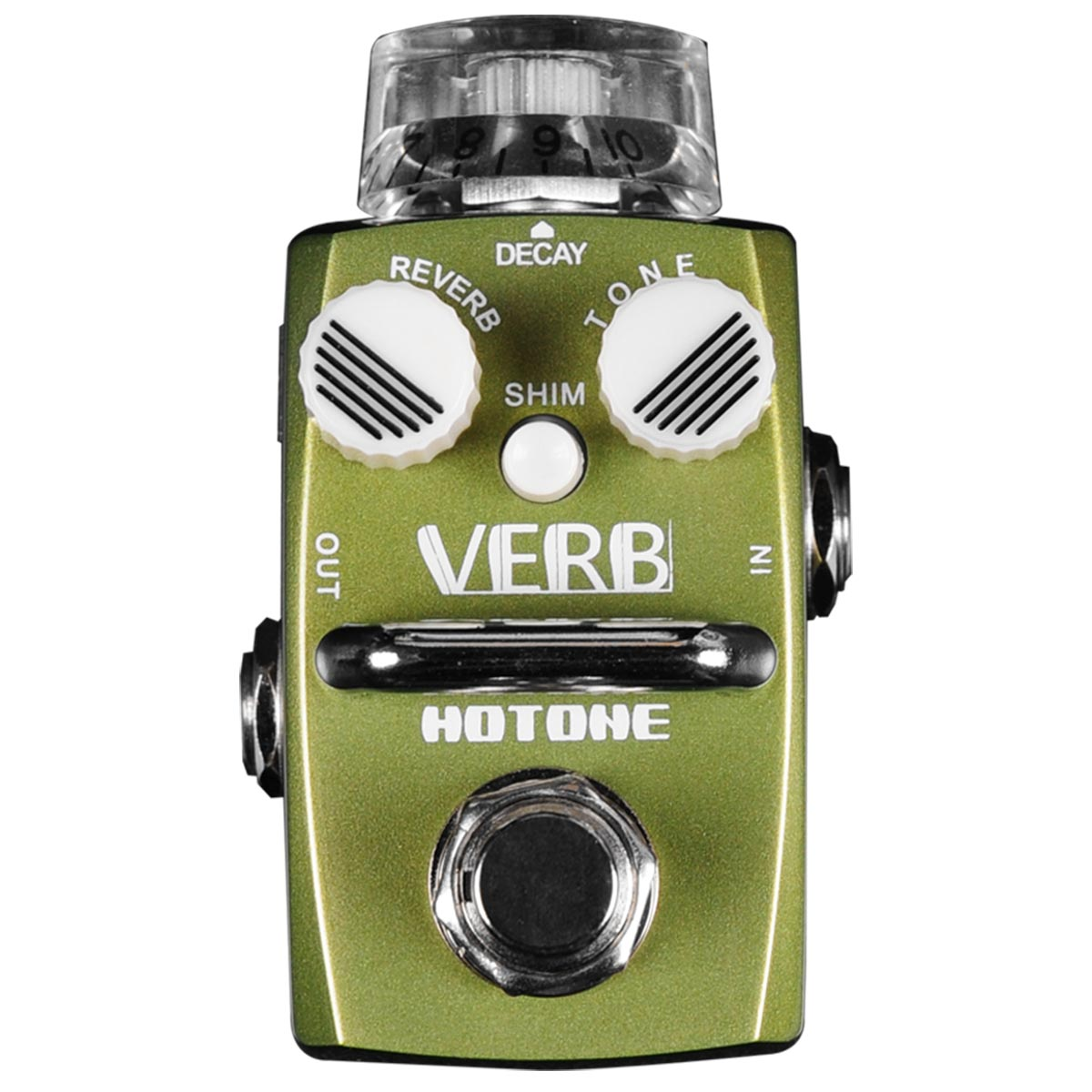 SRV1 - Pedal Guitarra Verb Skyline SRV 1 - Hotone