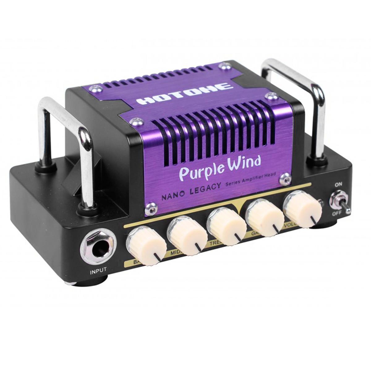 Cabeçote Guitarra Purple Wind NLA 2 - Hotone