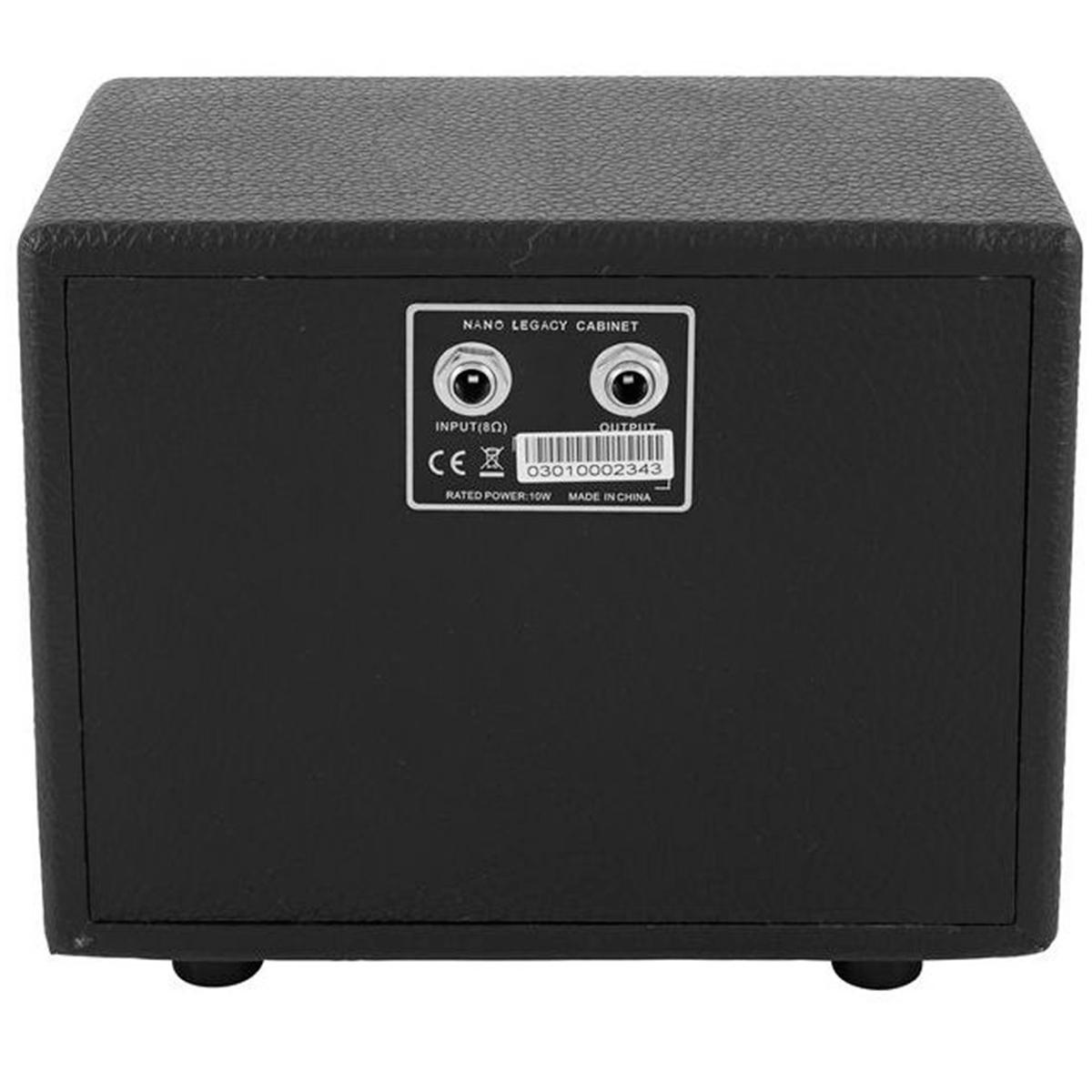 Cubo Ativo p/ Guitarra Fal 4,5 Pol 15W - Nano Legacy Cabinet NLC 1 Hotone