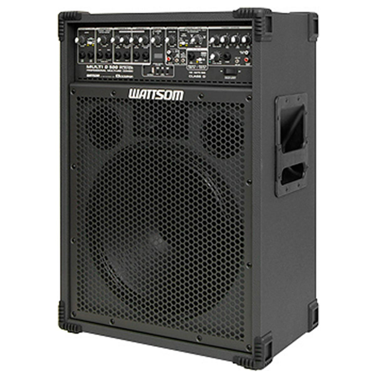 D500 - Cubo Multiuso Ativo 125W c/ USB Multi D 500 - Ciclotron