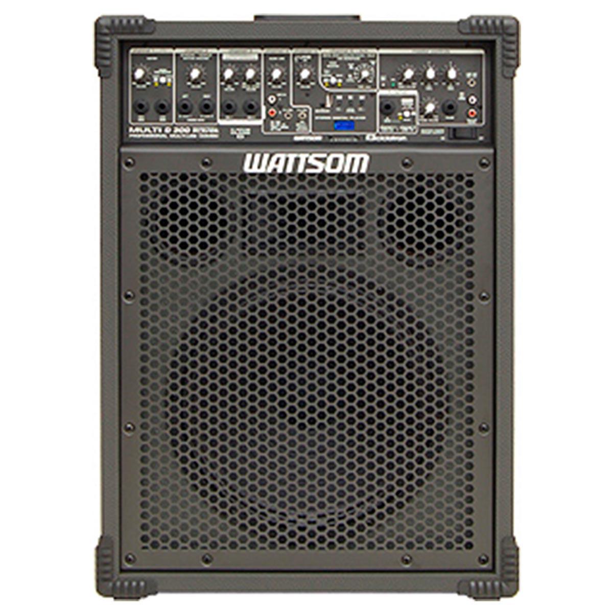 D300 - Cubo Multiuso Ativo 75W c/ USB Multi D 300 - Ciclotron