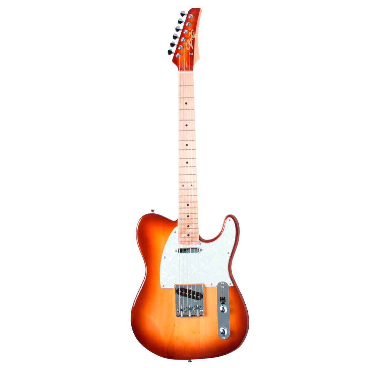 Guitarra Television RW Honeyburst Seizi - Seizi