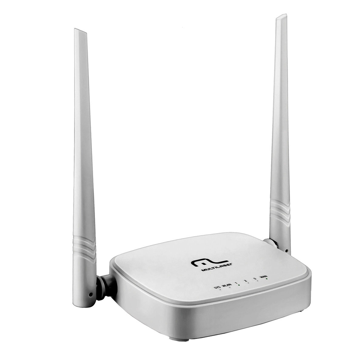 RE160 - Roteador Wireless 300Mbps 2 Antenas Re 160 - Multilaser