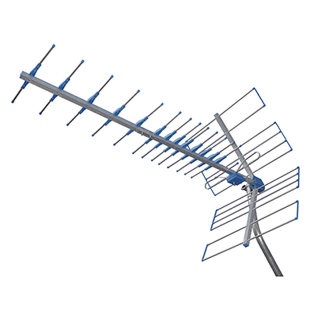 PROHD1100 - Antena Externa UHF Digital Yagi PROHD 1100 - ProEletronic