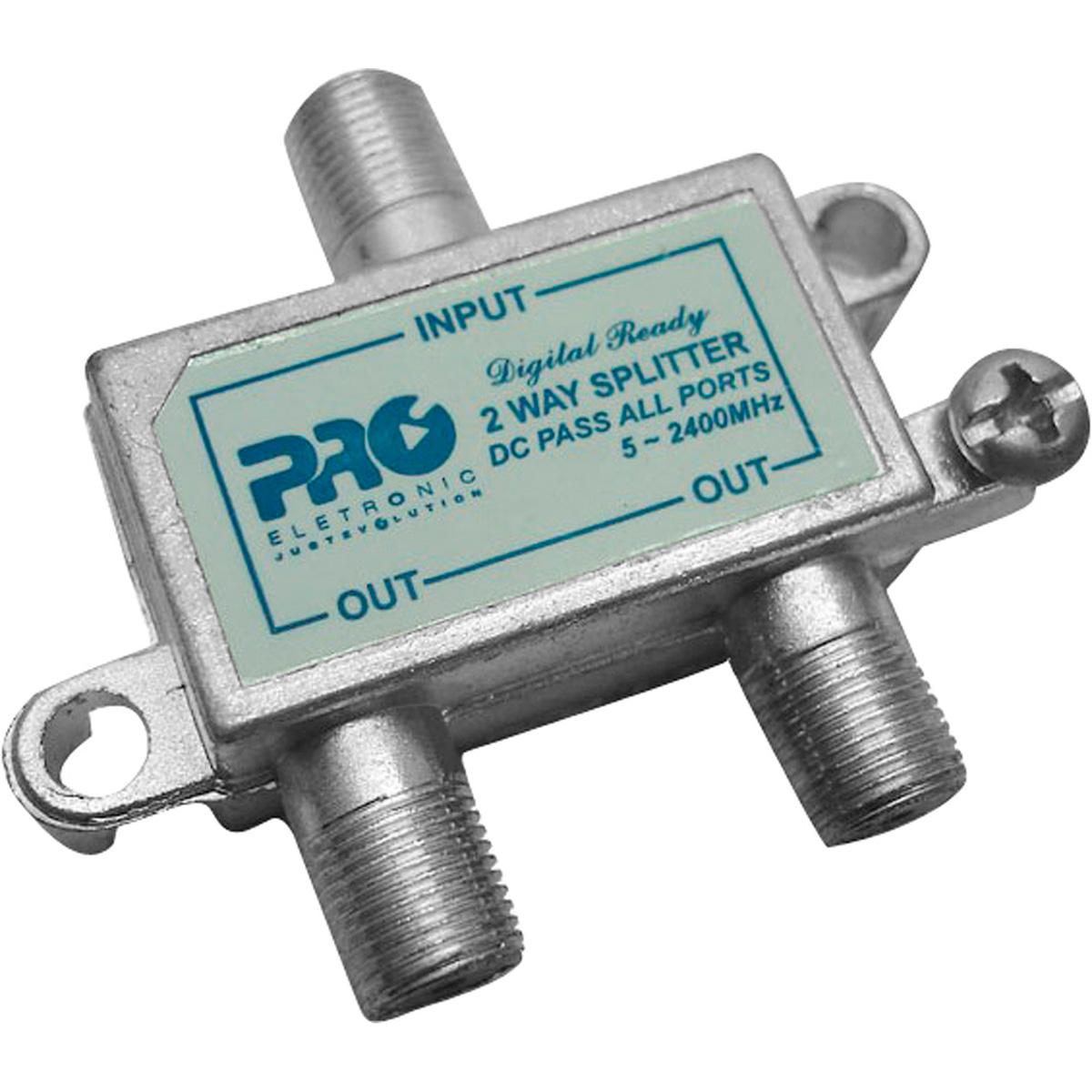 PQVD1022 - Divisor 1:2 CATV 1GHz (25unid) PQVD 1022 - ProEletronic