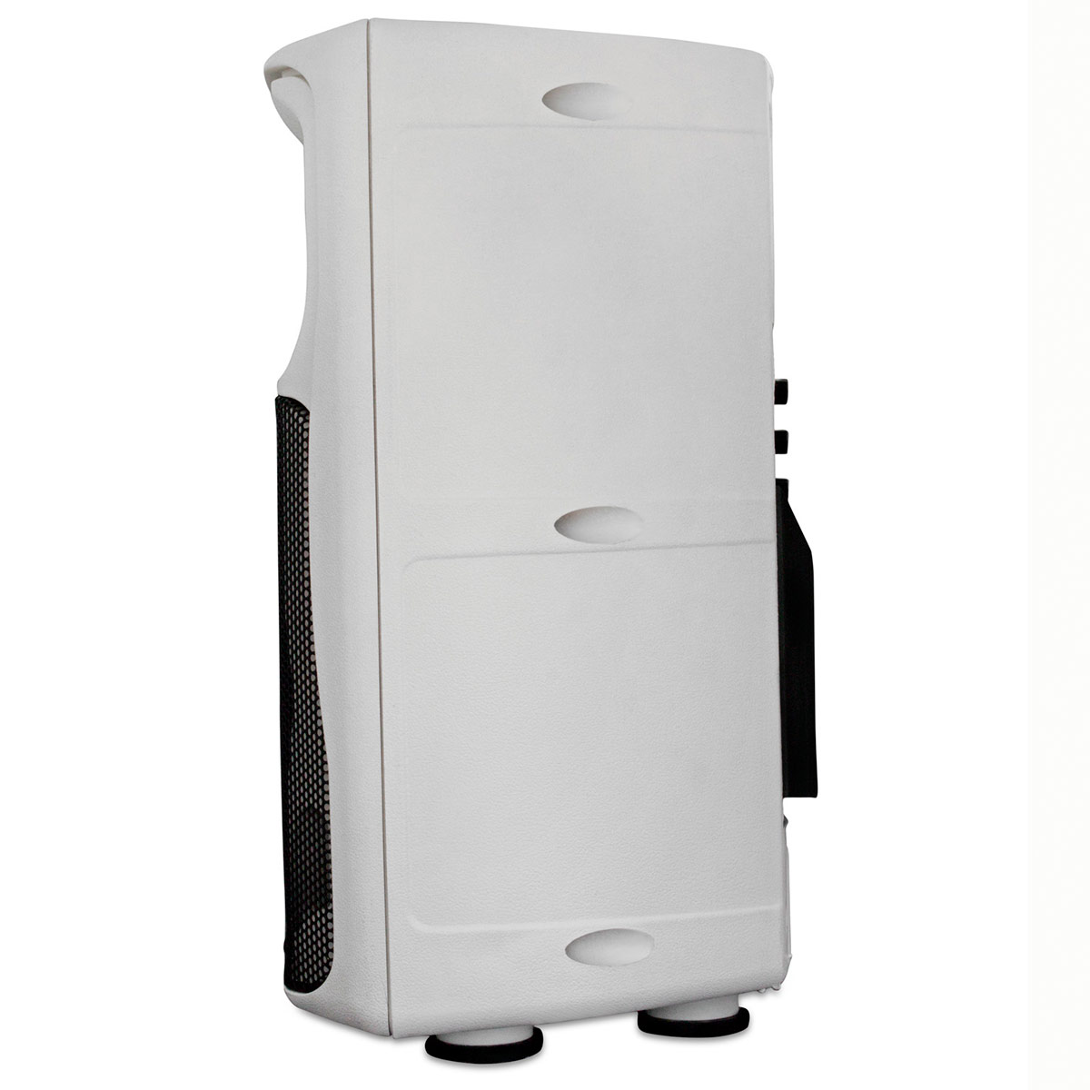 SK1P - Caixa Ativa 100W c/ Player USB Branca SK 1P - SKP