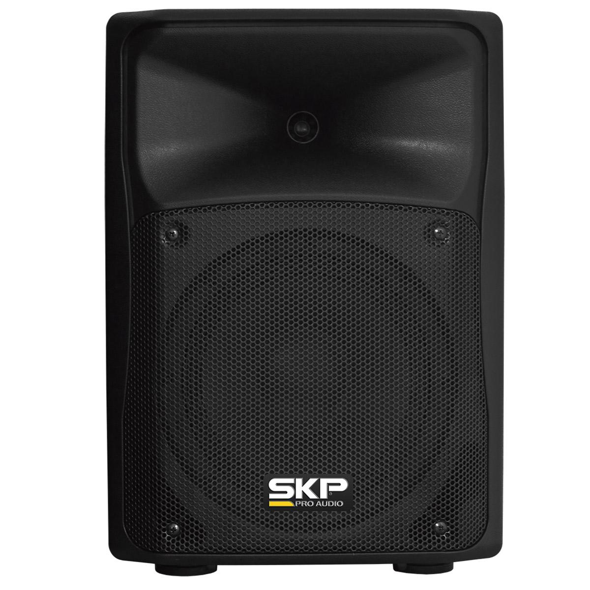 SK2P - Caixa Ativa 150W c/ Player USB SK 2P - SKP