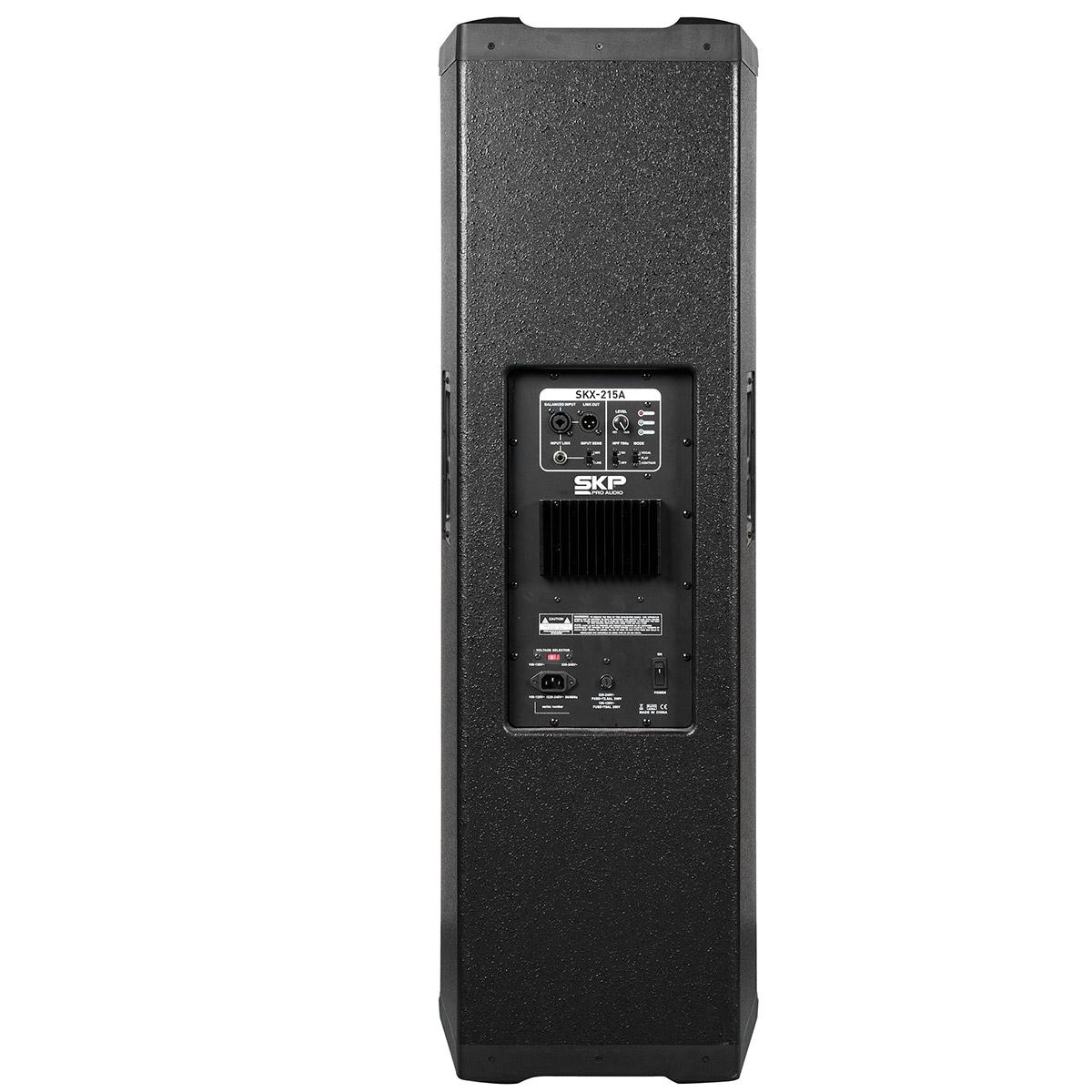 SKX215A - Caixa Ativa 500W SKX 215A - SKP