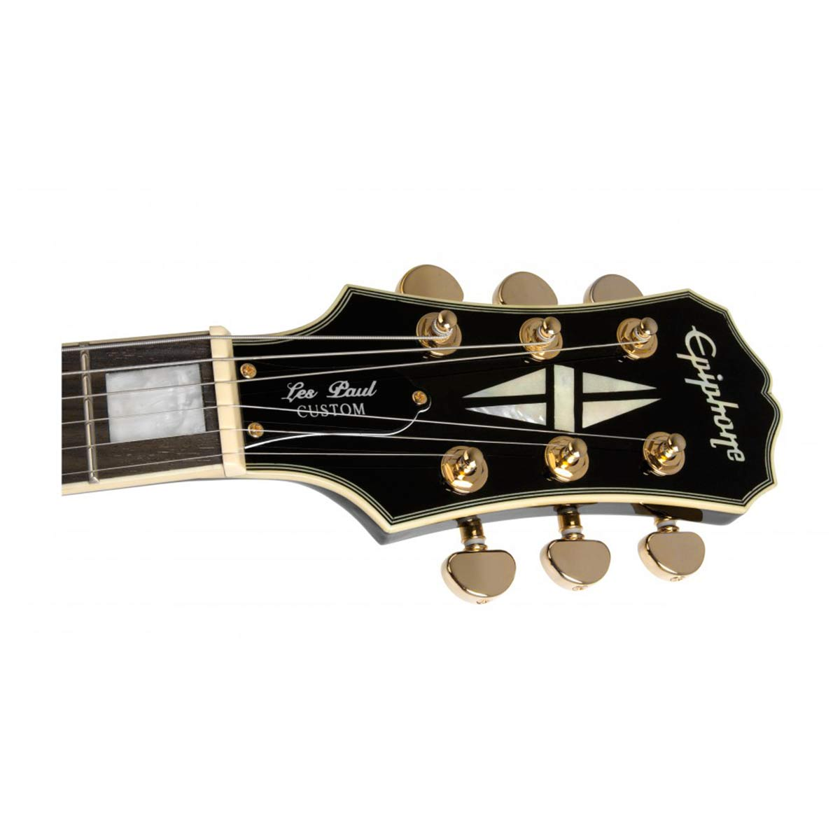 Guitarra Les Paul Custom Black Beauty - Epiphone