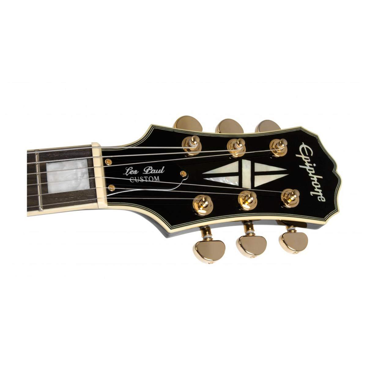 Guitarra Les Paul 6 Cordas 22 Trastes - Custom Beauty Epiphone