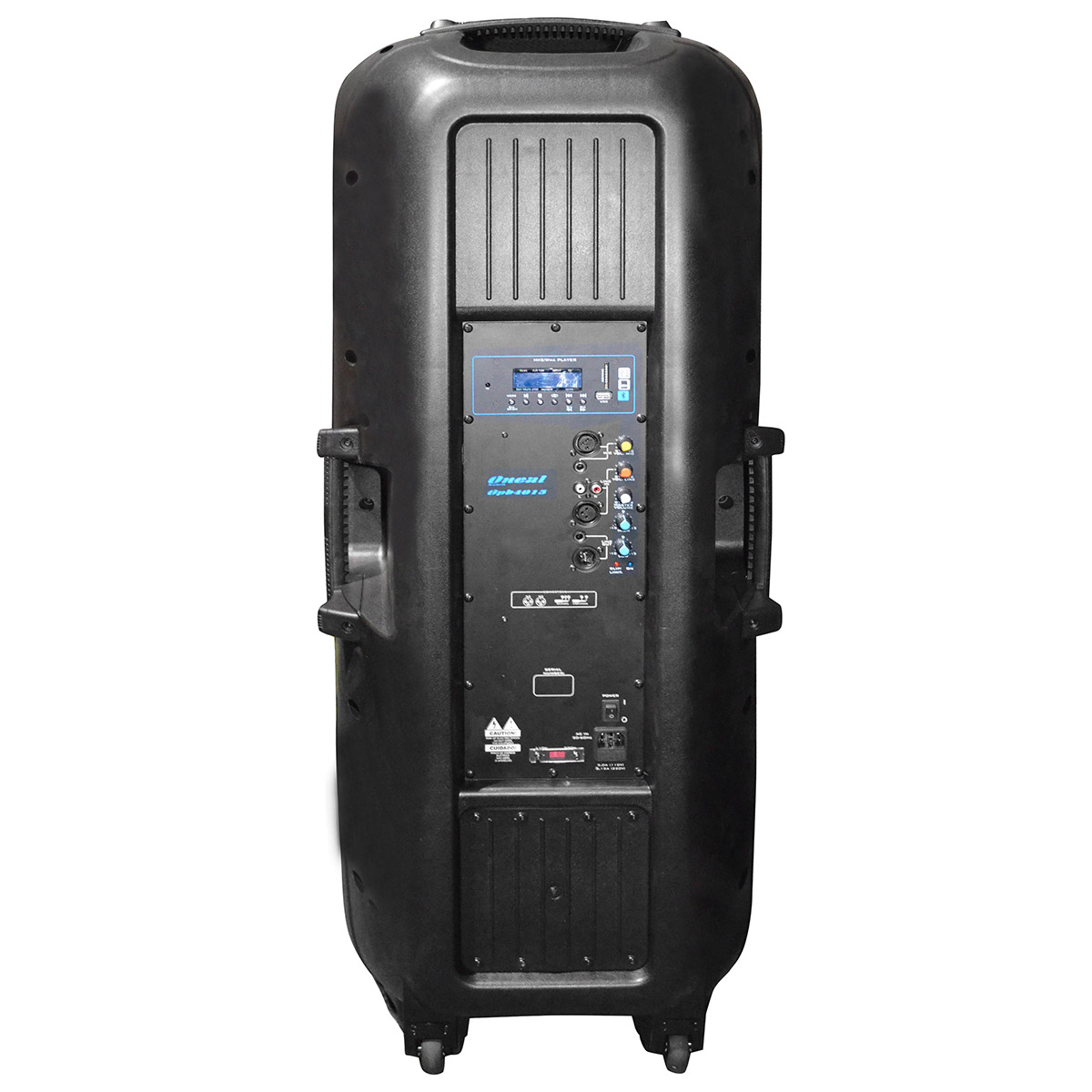 Caixa Ativa Fal 2x15 Pol 450W c/ USB / Bluetooth OPB 4015 - Oneal