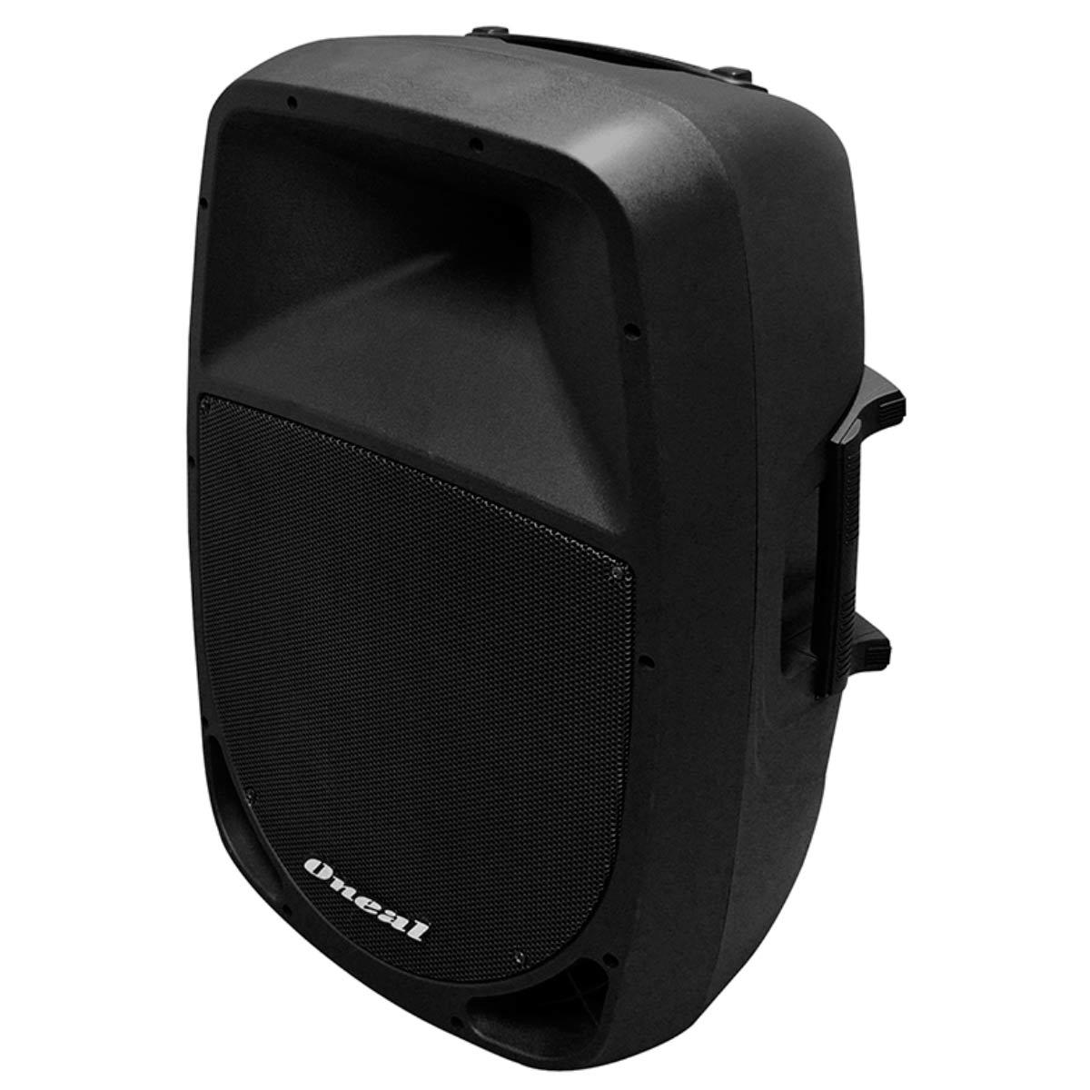 OPB1112BT - Caixa Ativa 200W c/ Bluetooth e USB OPB 1112BT - Oneal