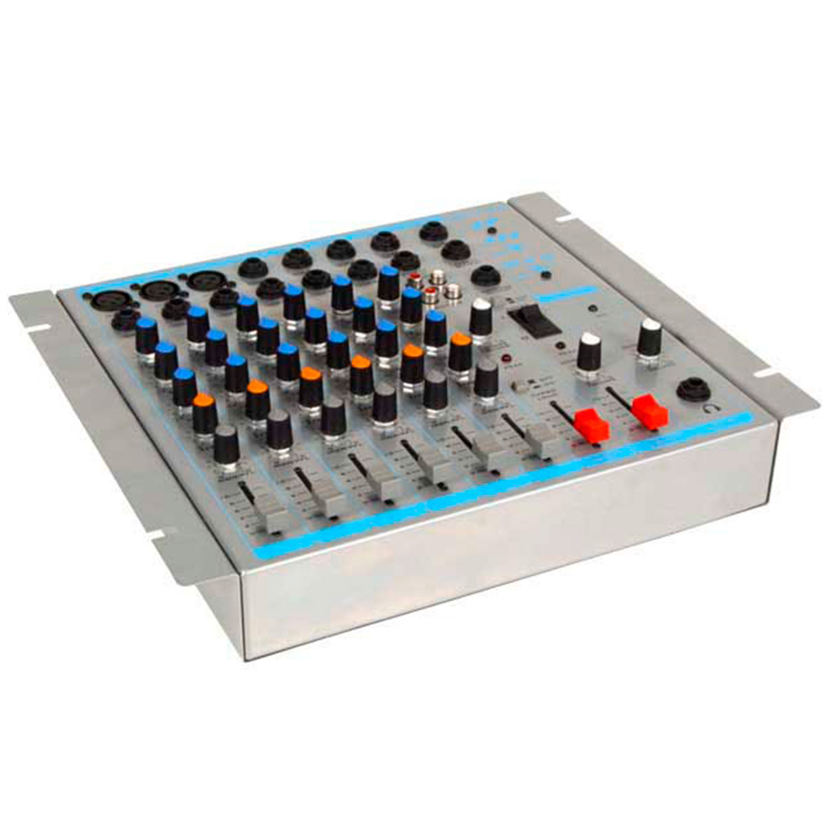 OMX612X - Mesa de Som / Mixer 6 Canais OMX 612 X - Oneal