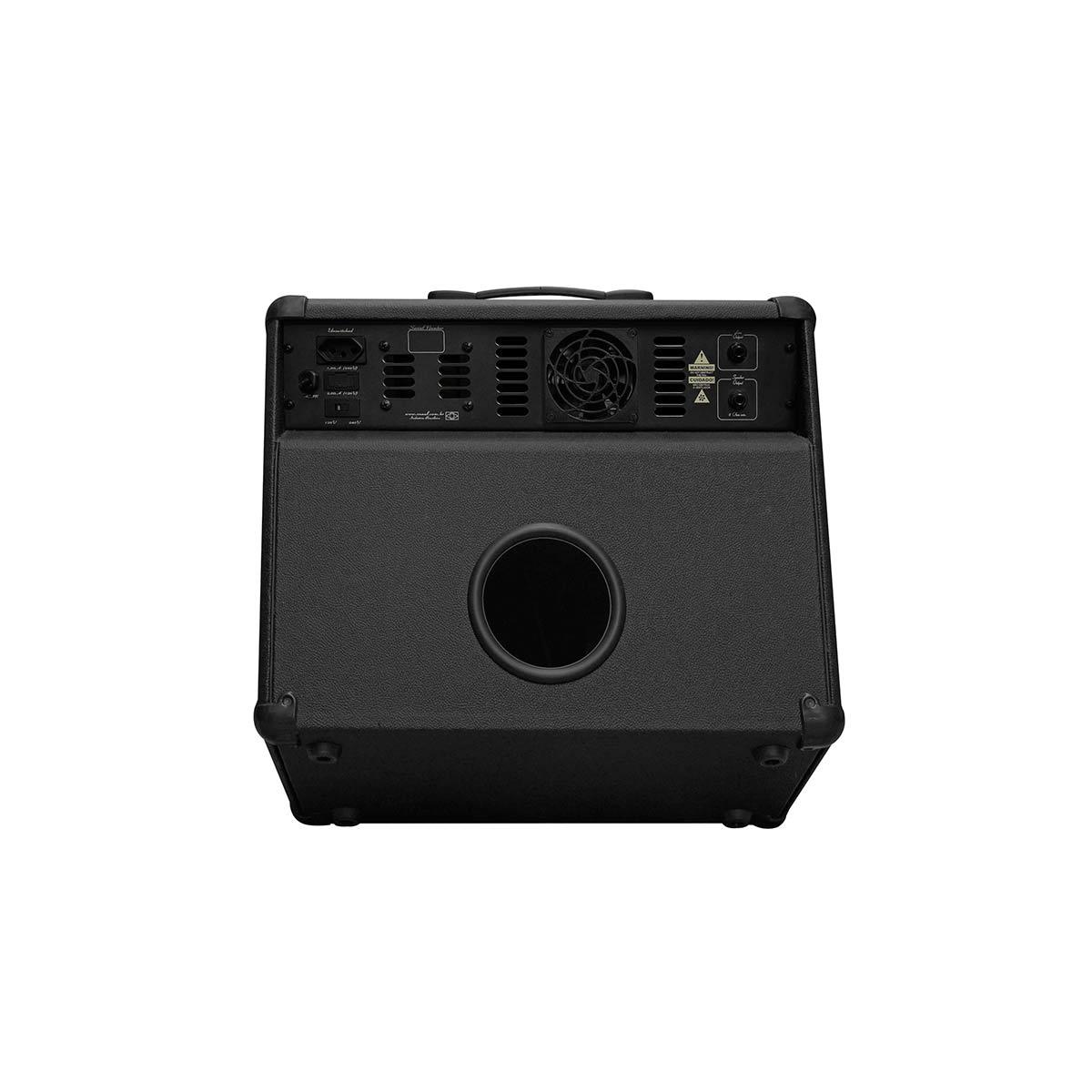 OCB400 - Cubo Amplificador p/ Contrabaixo 120W OCB 400 - Oneal