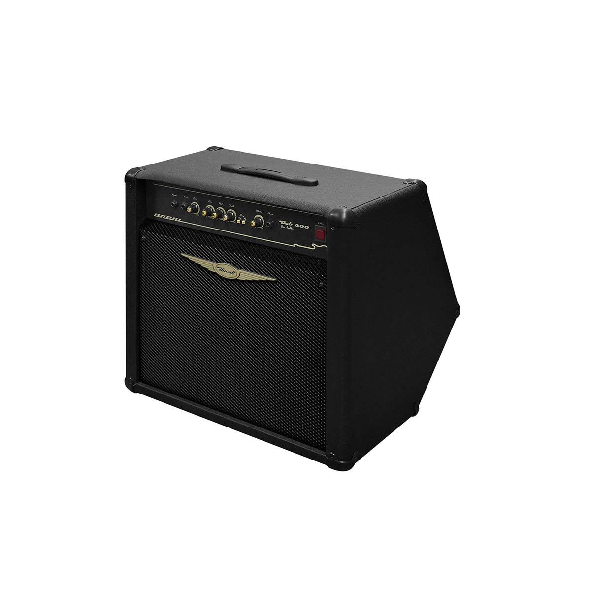 OCB600 - Cubo Amplificador p/ Contrabaixo 200W OCB 600 - Oneal