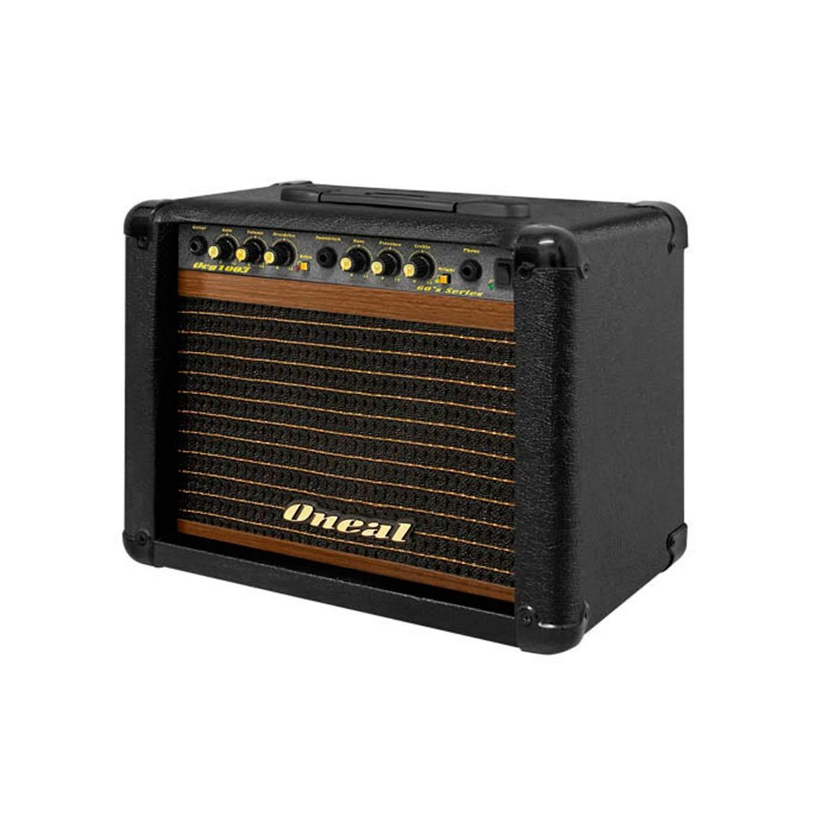 Amplificador Combo p/ Guitarra 30W OCG 100F Preto - Oneal