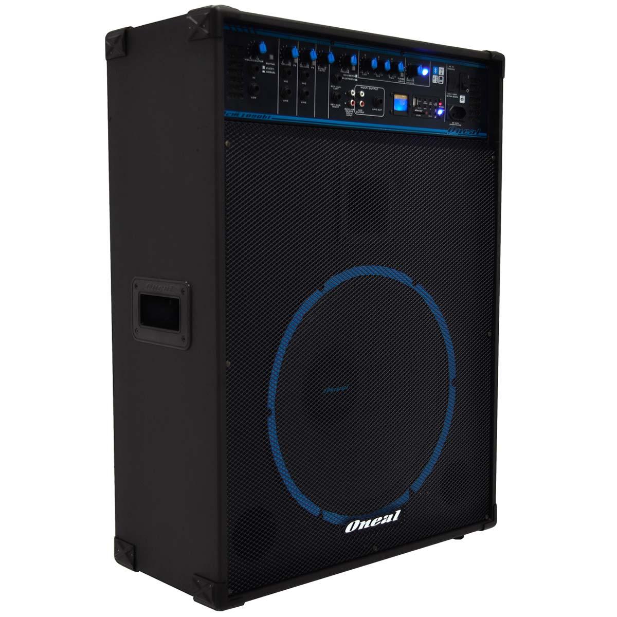 OCM1090BT - Cubo Multiuso Ativo 150W c/ Bluetooth e USB OCM 1090 BT - Oneal